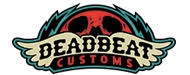 Shop Deadbeat Customs gear and more.