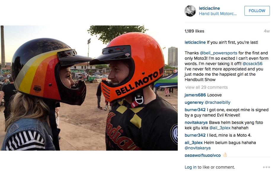 Bell Moto 3 >> Bell Moto 3 Helmets Rebirth Of A Legend Deadbeat Customs