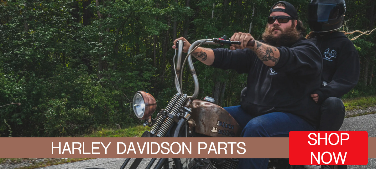 Harley Davidson Parts, Motorcycle Helmets & Riding Gear